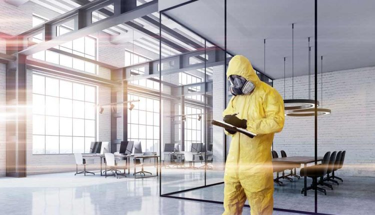 Reinspection Survey for the Presence of Asbestos