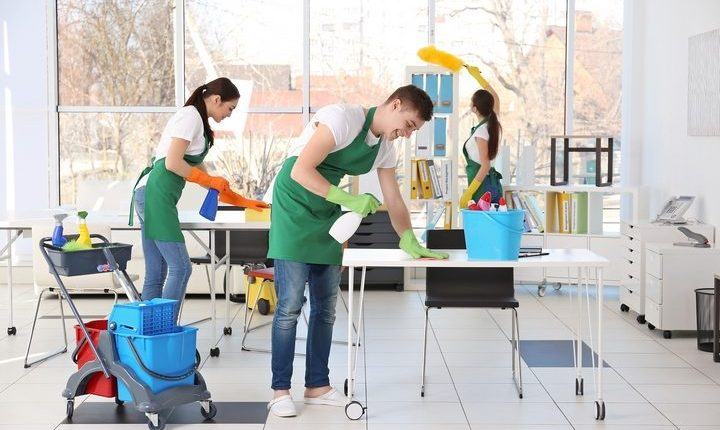 Commercial Cleaning Services 1