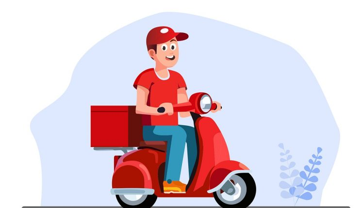 Delivery Service Model
