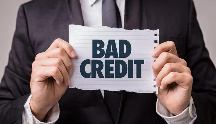 Bad Credit of Your Business