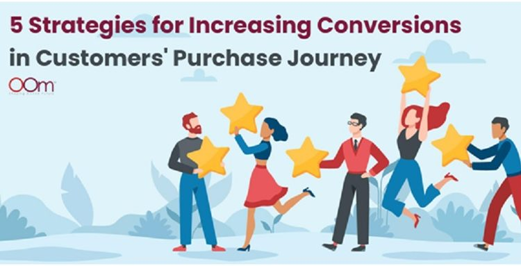 Conversions in Customers' Purchase Journey